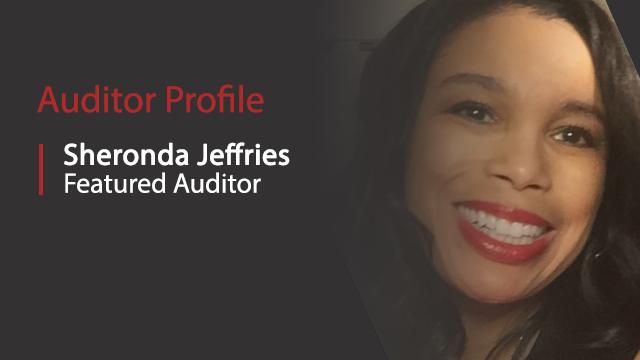 Auditor Profile Template-Sheronda Jeffries