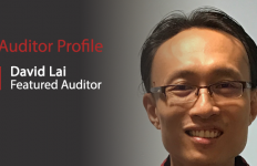 Auditor Profile Template-David Lai