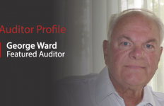 Auditor Profile Template-George Ward