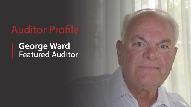 Auditor Profile Template-George Ward
