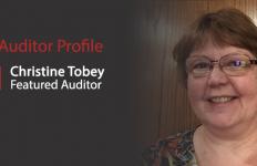 Exemplar-Auditor Profile Template-Christine Tobey