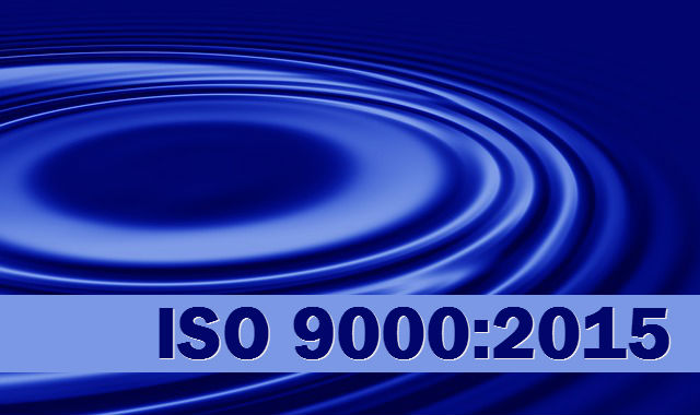 Iso 9000 2015 What S Normative Anyway The Auditor