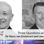 Harry van Enckevort and Lance Bauerfeind