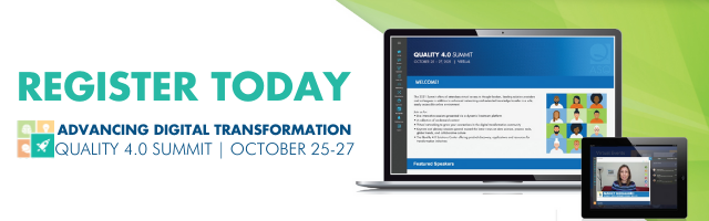 ASQ Quality 4.0 Summit
